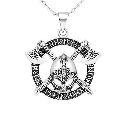 Celtic and Viking Pendant